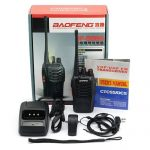 Baofeng BF-888S Two Way Radio (Pack of 10) and USB Programming Cable (1PC) Review