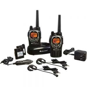 Midland GXT1000VP4 36-Mile 50-Channel FRS/GMRS Review