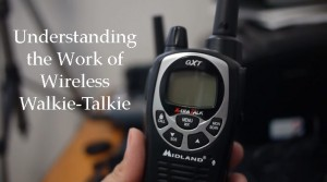 Wireless-Walkie-Talkie