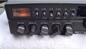 Choose-CB-radio-squelch