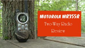 Motorola MR355R 35-Mile Range 22-Channel FRS/GMRS Two-Way Radio Review