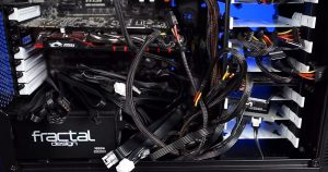 Putting A Light Over The Fact Of Importance Of Cable Management