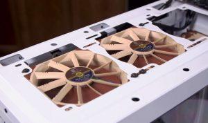Fan-configuration
