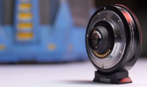 Move Towards Perfection- Using Metabones Speed Booster