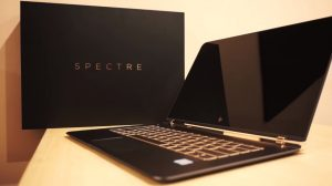 HP Spectre 2016: Pencil Thin Device With Excellent Features