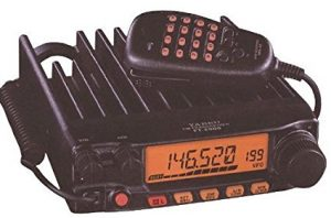 Yaesu FT-2900R 75 Watt 2 Meter VHF Mobile Transceiver Amateur Ham Radio Review